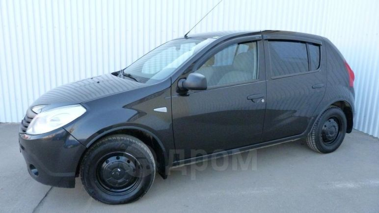 Renault Sandero, 2011 год, 245 000 руб.