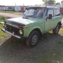 Куйбышев 4x4 2121 Нива 1987