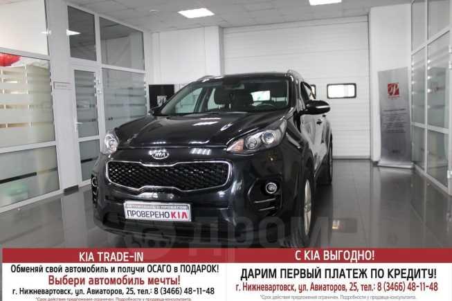 Kia Sportage, 2017 год, 1 197 000 руб.