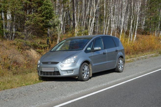 Ford S-MAX, 2006 год, 600 000 руб.