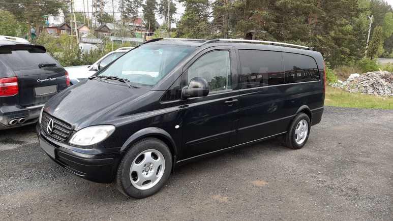 Mercedes-Benz Vito, 2008 год, 780 000 руб.