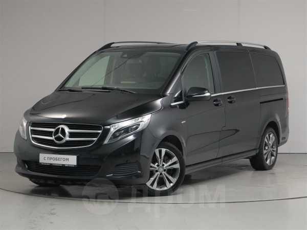 Mercedes-Benz V-Class, 2015 год, 2 449 000 руб.