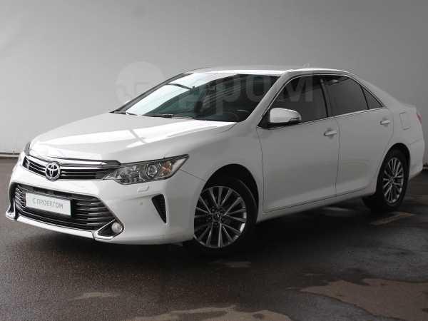 Toyota Camry, 2016 год, 1 300 000 руб.
