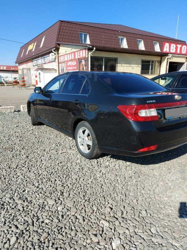 Chevrolet Epica, 2010 год, 290 000 руб.