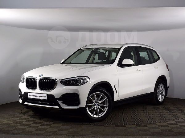 BMW X3, 2018 год, 2 495 000 руб.