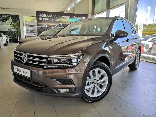 Volkswagen Tiguan, 2020 год, 2 471 700 руб.