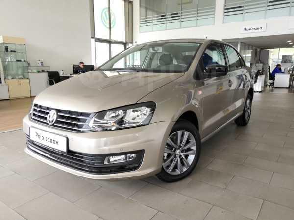 Volkswagen Polo, 2020 год, 941 800 руб.