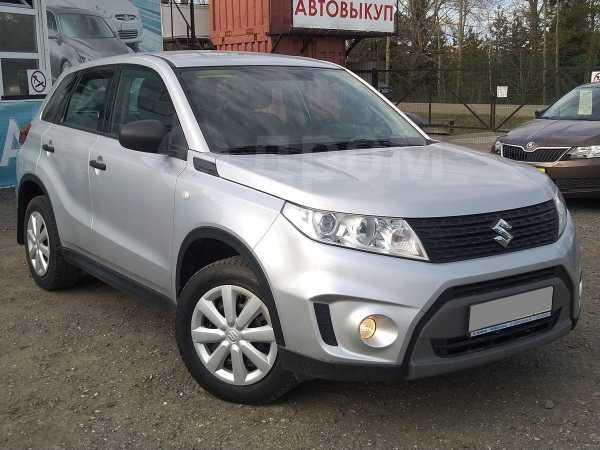 Suzuki Vitara, 2015 год, 919 000 руб.