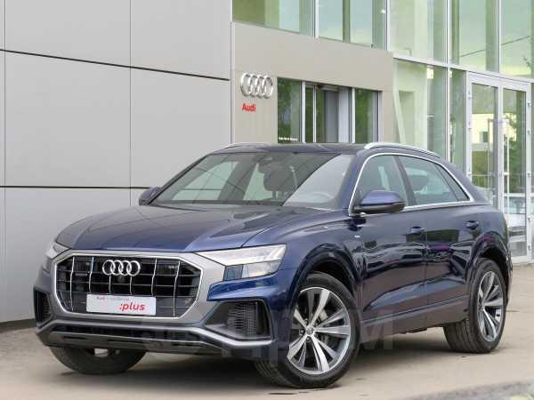 Audi Q8, 2018 год, 6 300 000 руб.