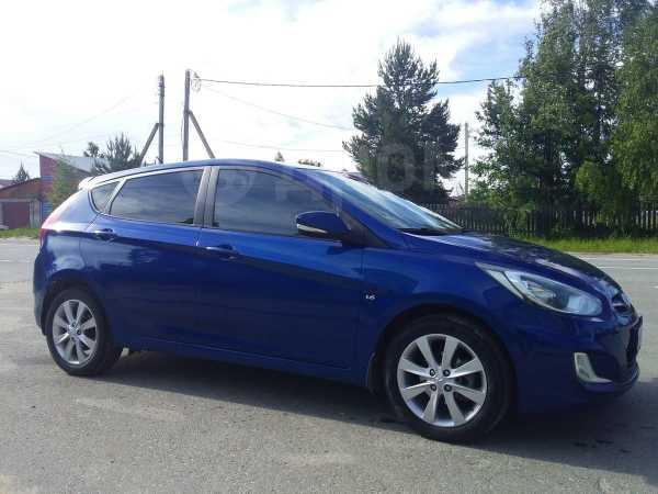 Hyundai Solaris, 2014 год, 464 000 руб.