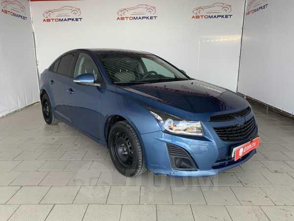 Chevrolet Cruze, 2014 год, 399 000 руб.