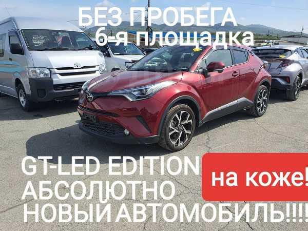 Toyota C-HR, 2017 год, 1 475 000 руб.