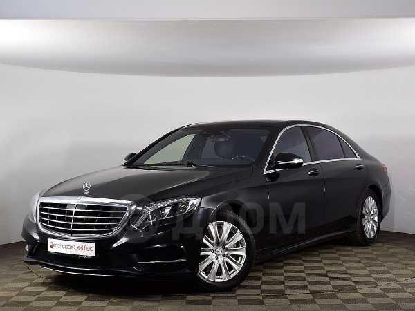 Mercedes-Benz S-Class, 2016 год, 3 197 000 руб.