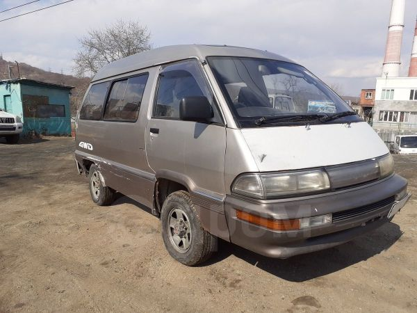 Toyota Master Ace Surf, 1990 год, 95 000 руб.