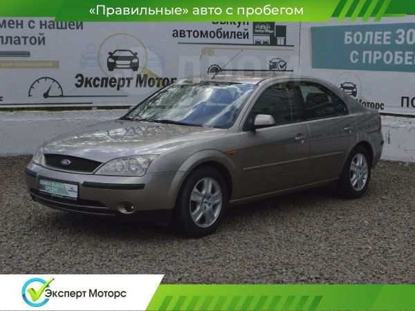 Ford Mondeo, 2002 год, 280 000 руб.