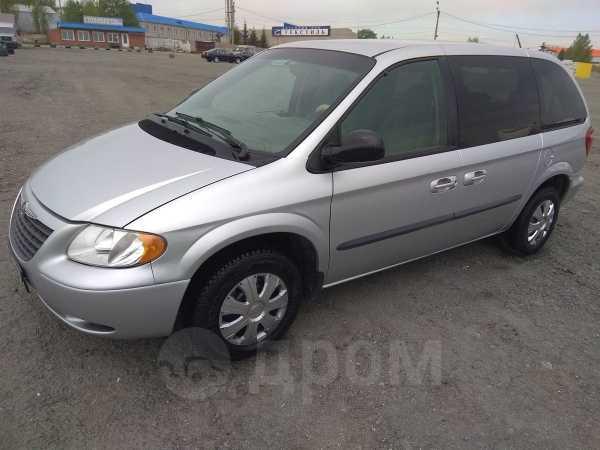 Chrysler Voyager, 2003 год, 277 000 руб.