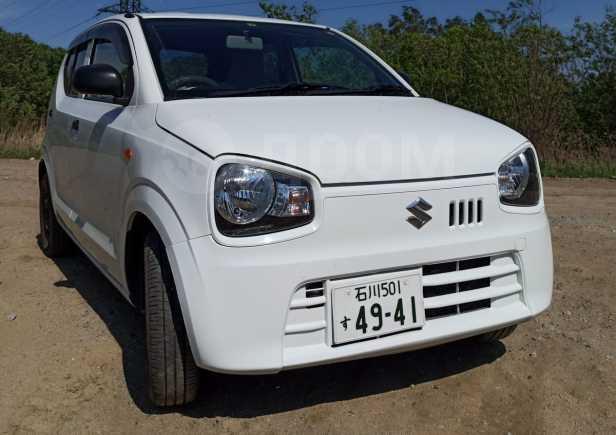 Suzuki Alto, 2017 год, 310 000 руб.
