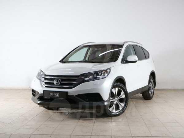 Honda CR-V, 2013 год, 999 000 руб.