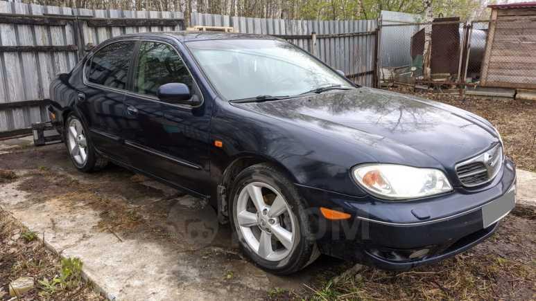 Nissan Maxima, 2001 год, 160 000 руб.