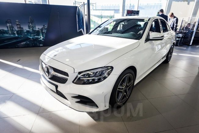 Mercedes-Benz C-Class, 2020 год, 2 801 200 руб.
