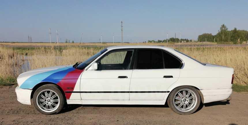 BMW 5-Series, 1994 год, 140 000 руб.