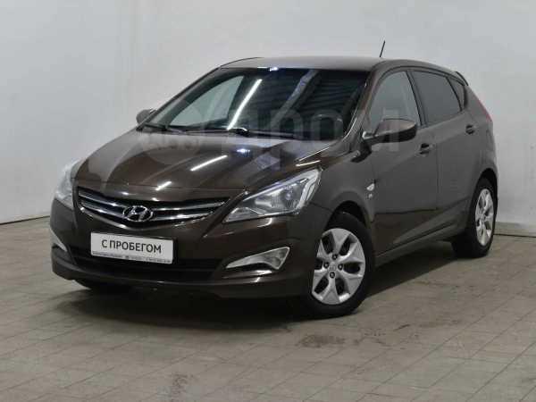 Hyundai Solaris, 2016 год, 566 000 руб.