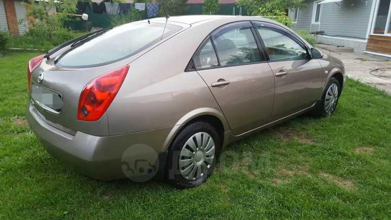 Nissan Primera, 2005 год, 345 000 руб.