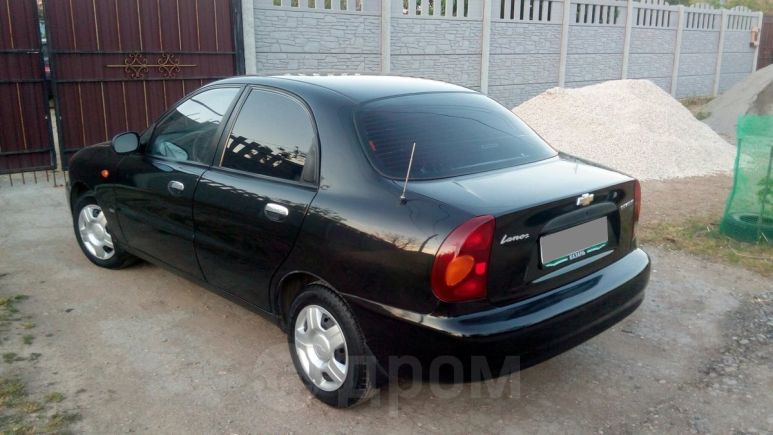 Chevrolet Lanos, 2008 год, 142 000 руб.