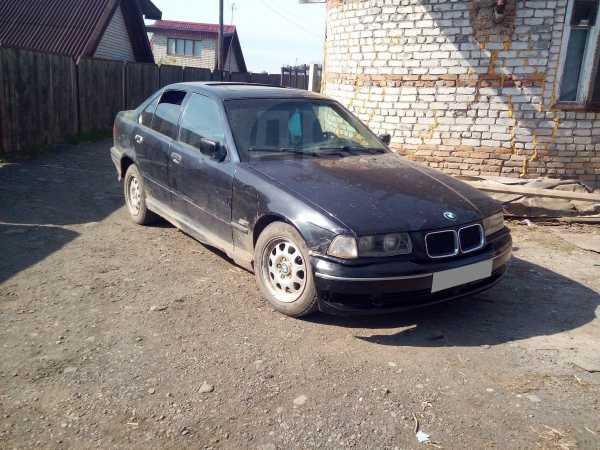 BMW 3-Series, 1994 год, 89 000 руб.
