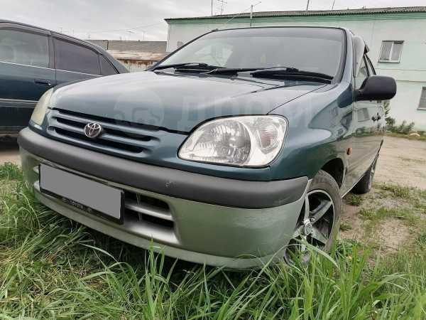 Toyota Raum, 1998 год, 200 000 руб.