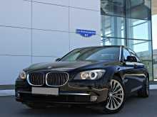 Омск BMW 7-Series 2009