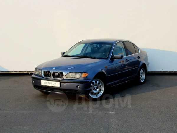 BMW 3-Series, 2002 год, 334 000 руб.