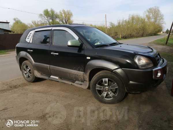 Hyundai Tucson, 2005 год, 399 999 руб.