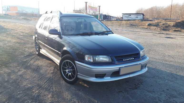Toyota Sprinter Carib, 1996 год, 230 000 руб.