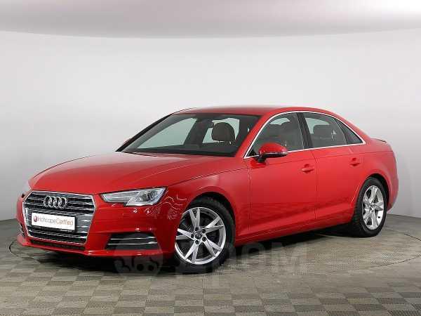 Audi A4, 2015 год, 1 168 000 руб.