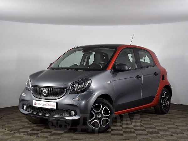 Smart Forfour, 2015 год, 497 000 руб.