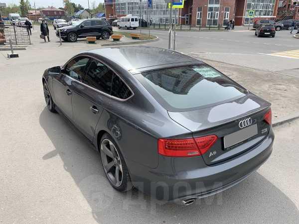 Audi A5, 2015 год, 1 670 000 руб.