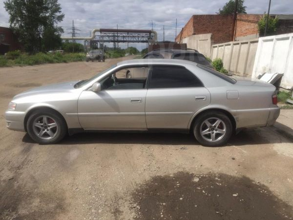 Toyota Chaser, 2000 год, 260 000 руб.