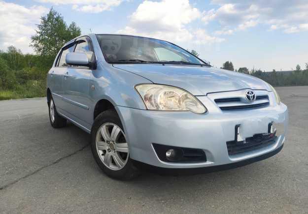 Toyota Corolla, 2004 год, 418 000 руб.