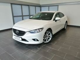 Нижневартовск Mazda6 2014