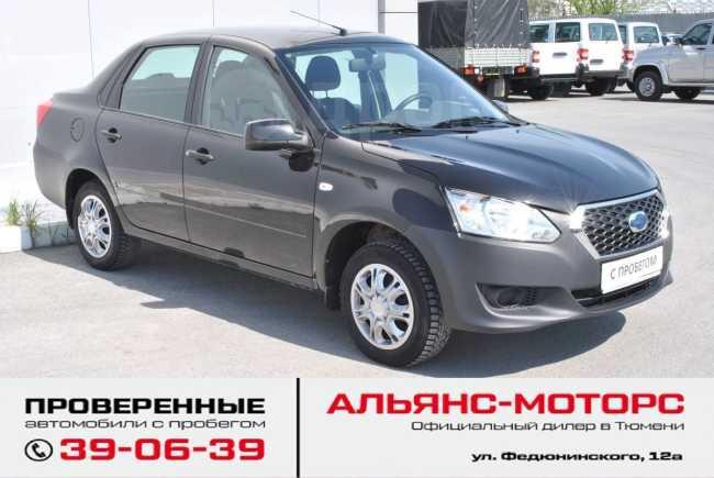 Datsun on-DO, 2016 год, 319 998 руб.