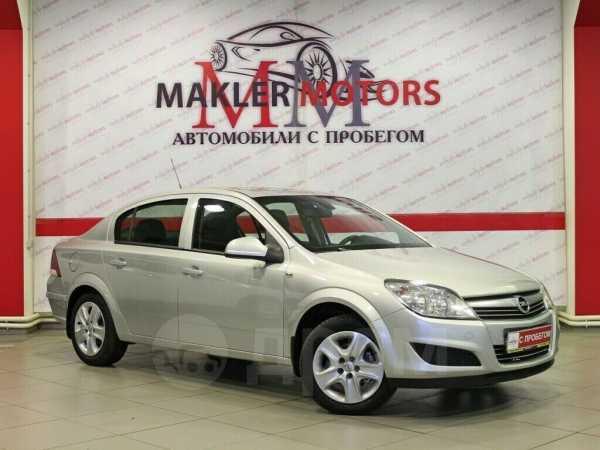Opel Astra, 2009 год, 265 000 руб.