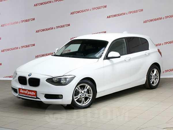 BMW 1-Series, 2013 год, 599 000 руб.