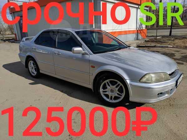 Honda Torneo, 1997 год, 125 000 руб.