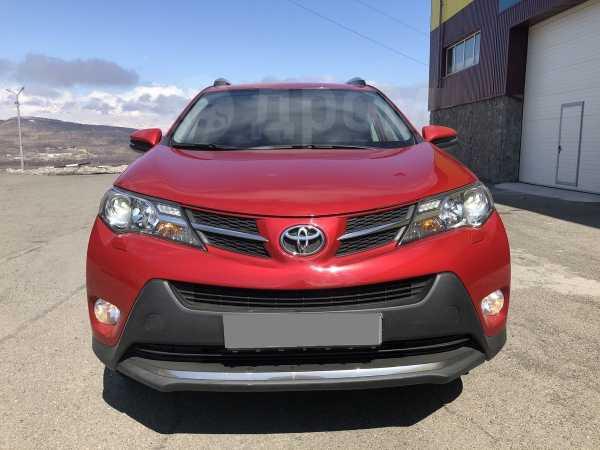 Toyota RAV4, 2015 год, 1 450 000 руб.