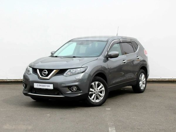 Nissan X-Trail, 2015 год, 1 063 168 руб.