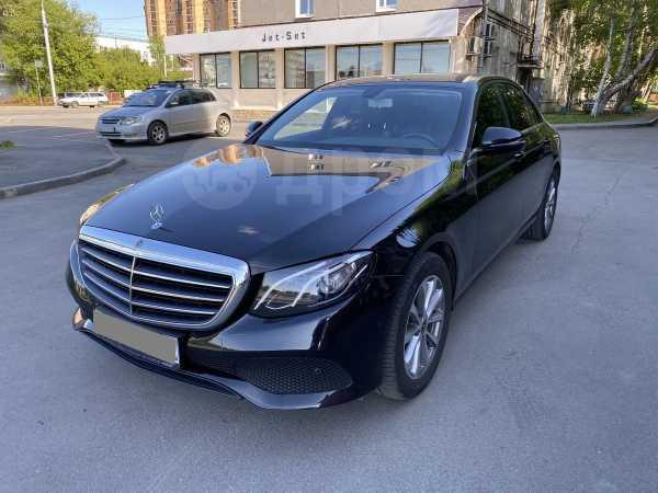 Mercedes-Benz E-Class, 2017 год, 2 250 000 руб.