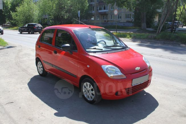 Chevrolet Spark, 2009 год, 215 000 руб.
