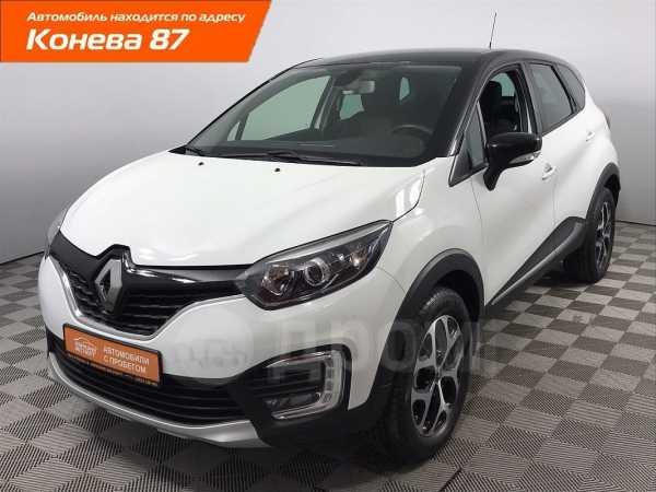 Renault Kaptur, 2017 год, 944 000 руб.