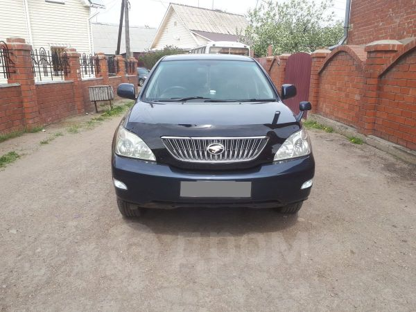 Toyota Harrier, 2004 год, 790 000 руб.